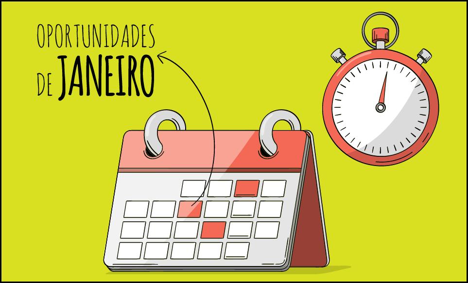 Dicas para supermercado: campanhas sazonais para o mês de janeiro