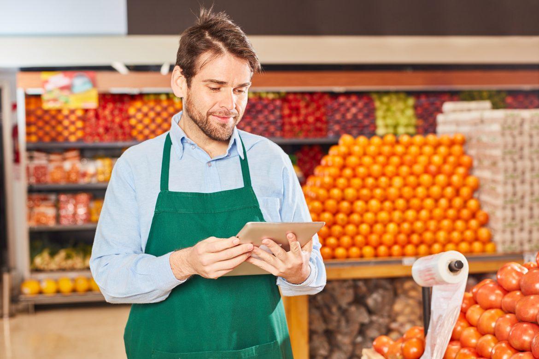Como gerenciar um supermercado de pequeno porte